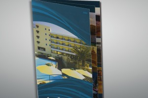 Εκτύπωση διαφημιστικών εντύπων Aquamarina
